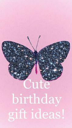 21st Birthday Gifts For Girls, Cheap Birthday Gifts, Creative Birthday Gifts, Cute Birthday Cards, Cute Birthday Gift, Birthday Gifts For Best Friend, Best Friend Gifts, Birthday Woman, Birthday Wishlist