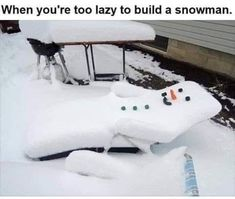 Funny Pictures With Captions, Picture Captions, Funny Images, Cool Pictures, Funny Pics, Beautiful Pictures, Funny Snowman, Snowman Jokes, Snowman Cartoon