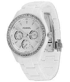 Fossil Plastic Watch