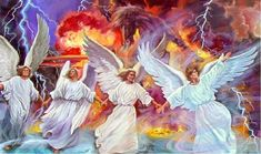 ISIS Damming a River that the Bible says have Four Powerful Angels Bound To It.