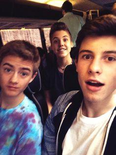 Shawn, Jack, Matt