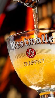 Westmalle tripel I Like Beer, All Beer, Best Beer, Beer Brewery, Beer Bar, Design Package, Gin, Vodka, Alcohol