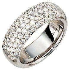 Dreambase Damen-Ring 62 Diamant-Brillanten 14 Karat (585) Weißgold 1.22 ct. 54 (17.2) von Dreambase, http://www.amazon.de/dp/B00AEEEHFG/ref=cm_sw_r_pi_dp_aK..qb18QY3QS