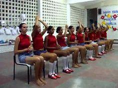 PERCUSSÃO CORPORAL (CORPO COREOGRÁFICO DA BANDA MARCIAL DAVID TRINDADE -...