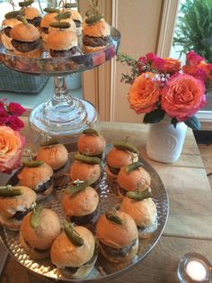 Sliders - MStreet Catering and Events, Nashville, TN #catering #events