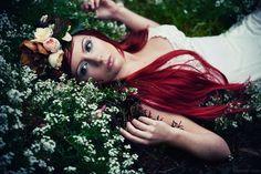 Flora III by KayleighJune.deviantart.com on @DeviantArt
