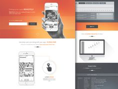 NightHawk - Debug your apps remotely by Robert Berki for Clevertech Mobile Design, Ui Design, Ios, Cool Designs, Android, Interface Design