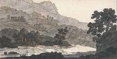 alexander cozens - Google Search Claude Joseph Vernet, Beaux Arts Paris, Google Art Project, Art Studies, Landscape Paintings, Landscapes, Art Google, High Quality Images, 18th Century