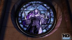 Dragons Le Film, Dragon Hunters, Silver Knight, Animation 3d, Stained Glass, Gothic, Castle, Pure Products, Queen