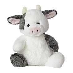 Aurora World Sweet And Softer Clementine Cow 12 Plush – Monkey Stuffed Animal Cute Stuffed Animals, Cute Animals, Pikachu, Cute Plush, Cute Icons, Cute Stickers, Pet Toys, Baby Toys, Plushies