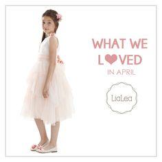 Nisan ayının en sevilen LiaLea elbisesi  The most loved LiaLea dress of April..