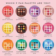Apparently im brown sugar even though i like strawberry shake Makeup Goals, Makeup Kit, Skin Makeup, Beauty Makeup, Colourpop Cosmetics, Makeup Cosmetics, Colourpop Palette, Makeup Brands, Best Makeup Products
