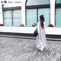 From engelsrufer_uk_ireland - #Repost @beth__norton  My first #LFW post is on the blog! What I wore on my first day and what I think about the new location  link is in my bio