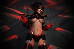 People Are Freaking Out Over This Kill La Kill Cosplay Set