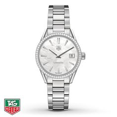 TAG Heuer Womens Watch CARRERA Lady  WAR1315.BA0773