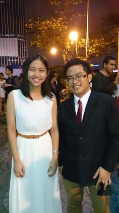 #AIESEC #GalaDinner with Kai Rong!