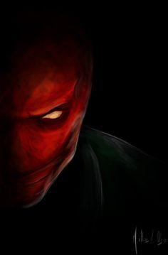 Red Hood by Mathias Olsen