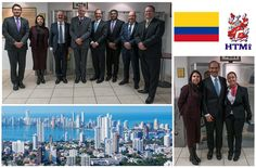 The HTMi staff and students were very honored to a have a visit from the Colombian Ambassador to Switzerland