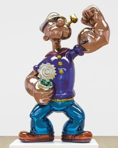 Nothing found for 2014 05 25 Steve Wynn Buys Jeff Koons Popeye Sculpture For Jeff Koons Art, Art Sculpture, Sculptures, Art Jouet, Contemporary Artists, Modern Art, Contemporary Sculpture, Casa Pop, Guggenheim Bilbao