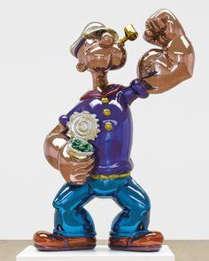 Nothing found for 2014 05 25 Steve Wynn Buys Jeff Koons Popeye Sculpture For Jeff Koons Art, Art Sculpture, Sculptures, Contemporary Artists, Modern Art, Contemporary Sculpture, Casa Pop, Art Jouet, Guggenheim Bilbao