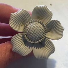 This is how to make a bone china clay Anemone flower. Bone china clay is the best flower making clay if want crack free beautiful delicate clay flowers. They will need to be fired to 1230c. What you…