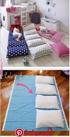 kreative schlafzimmerideen für mädchen creative bedroom ideas for girls As a parent, you definitely have your own bedroom. In fact, the personal protection area is for … House decoration Home Crafts, Fun Crafts, Diy Home Decor, Baby Crafts, Diy Casa, Sewing Projects For Beginners, Kid Sewing Projects, Crochet Projects, Crochet Ideas