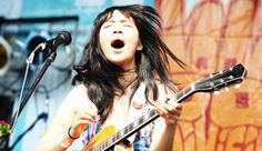 Thao Nguyen of Thao and the Get Down Stay Down