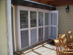 The Aluvent adjustable blade shutters comprises of low maintenance aluminium louvre blades enclosed within an aluminium frame. House Shutters, Wooden Shutters, Window Shutters, Aluminium Shutters, Security Shutters, Security Door, Blade, Garage Doors, Home Appliances