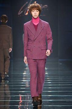 Caruso Fall Winter 2015 Otoño Invierno #Tendencias #Menswear #Trends #Moda Hombre - Seoul Fashion Week   M.F.T.