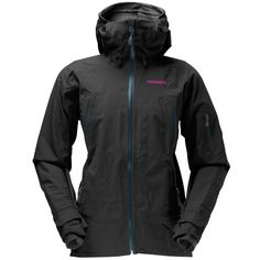 Norrøna Narvik Gore-Tex Soft Shell Jacket - Women's | Backcountry.com