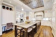 Jewel box-inspired kitchens #kitchens #homedecor #homedesign
