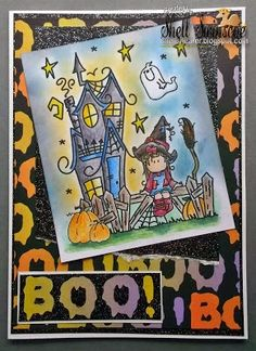 SSS234-Spotlight Cards - The Sweet Stop