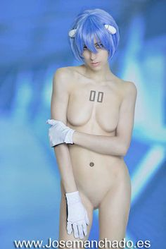 Evangelion nude girls #6