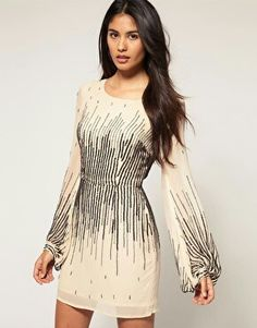 new years dress? I think yes