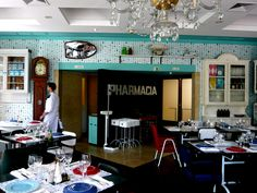 Restaurante Pharmácia, Lisboa