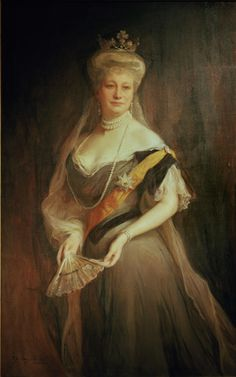 HIRM Empress Augusta Viktoria of Germany (1858-1921) née Her Serene Highness Princess Augusta Viktoria of Schleswig-Holstein-Sonderburg-Augustenburg
