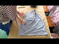 Make your own T-Shirt Vest. Song. This is the Last Time. By the Awesome Group, Keane!! Written instructions on my blog WobiSobi.comhttp://wobisobi.blogspot.c...
