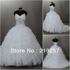 Free Shipping RW002 Selena Bridal Ruffled Skirt Sexy Top See Through Wedding Dress on AliExpress.com. $259.00