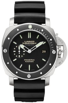 Luminor Submersible 1950 Amagnetic 3 Days Automatic Titanio - 47mm PAM00389 - Collection Luminor 1950 - Officine Panerai Watches