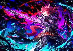 FFXIV - Dark Knight [OPEN] by hiro150106