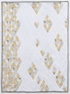 Quilt using Dear Stella 'Palladium' line. Follow the link for free pattern download.