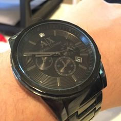 For Sale: Armani Watch For men  for $180