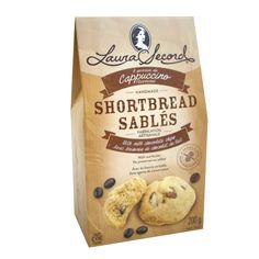 Biscuits sablés à saveur de Cappuccino - 200g – Produits – Laura Secord