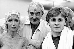 Natalia Makarova, Kenneth MacMillan and Mikhail Baryshnikov in rehearsals, 1981 © 1981 Roy Round.