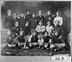 Mercer University Football Team, 1898