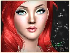 cute haircuts for teenagers 1000 images about the sims 3 ariel the mermaid 4457 | 4a4457df025f0d6370ac6483d3e07258