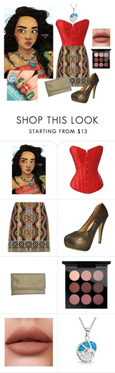 """""""Modern Moana"""" by chicastic on Polyvore featuring River Island, Bling Jewelry and modern"""