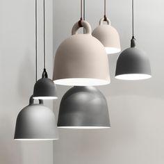 Normann Copenhagen - Bell Pendelleuchte XS