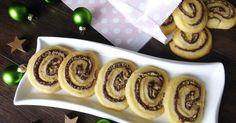 Krásny predvianočný čas priatelia. Skúšala som piecť tieto krehučke keksíky s jemnou čokoládovo-orechovou chuťou a sú naozaj fantast... Christmas Cookies, Food To Make, Waffles, Sweet Treats, Muffin, Breakfast, Desserts, Cakes, Xmas Cookies