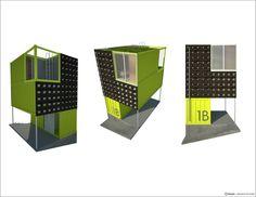 Prototipo doméstico de sustitución ecológico en barrios de conformación paulatina / Distopía – Laboratorio de Ciudad,
